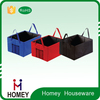 2015 hot high quality low price multipurpose fabric van storage boxes