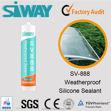One-component Neutral Silicone Curtain Wall Glass Glue Weatherproof Sealant