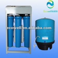 200GPD/300/GPD/400/GPD reverse osmosis system for commercial use