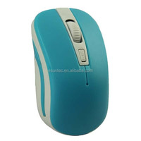 Computer 2.4G wireless colorful optical mouse,MW-08