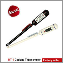 LCD Digital Pen-style C/F unit selectable Auto power-off Food Kitchen Cooking Thermometer HT-1