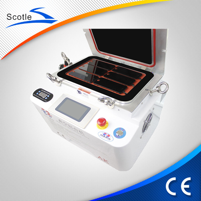For Samsung Iphone Mobile Phone Screen LCD Repair Machine Scotle Vacuum OCA Film Laminating Machine