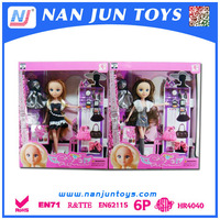 2015 newest kids barbie doll for girls