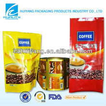 New year gift packaging green coffee tea bags