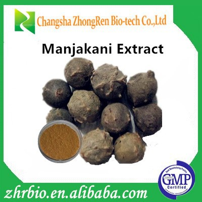 GMP Certification manjakani powder extract/manjakani extract 10:1