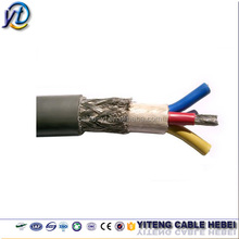 300 300v rvvp 3 core 2.5mm2 shielded flexible cable