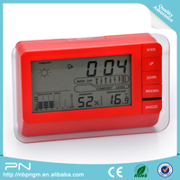 hot sale digital table clock, cheap led digital clock, small led digital clock