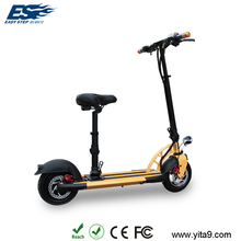 Bluetooth fahion black 2 wheel electric motorcycle with seat
