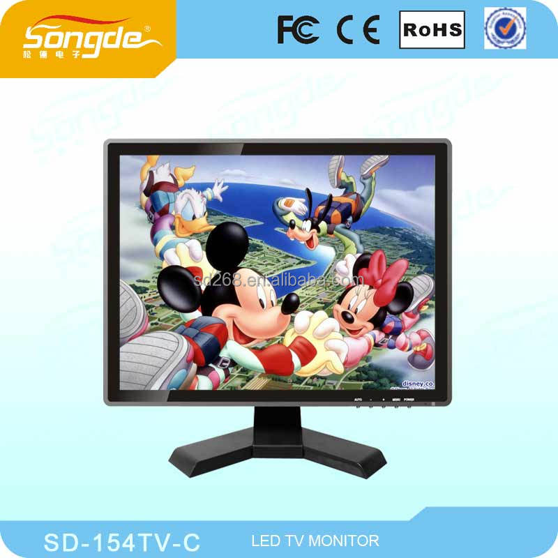 The New 14 15 Inch Cheap Flat Screen Tv With Dc Ac