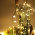Hot sale Home decoration LED Wine stopper string light China wholesale