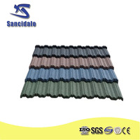 Hot Sale Colorful Stone Sand Coated Metal Roofing Tiles Wholesale Roofing Shingles Manufacturer in china