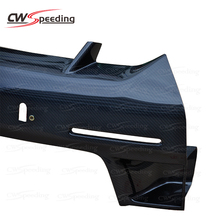 CARBON FIBER FRONT BUMPER NOSE COVER FOR NISSAN GTR R35