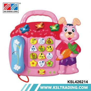New educational kids toy cell phone toy for good sale