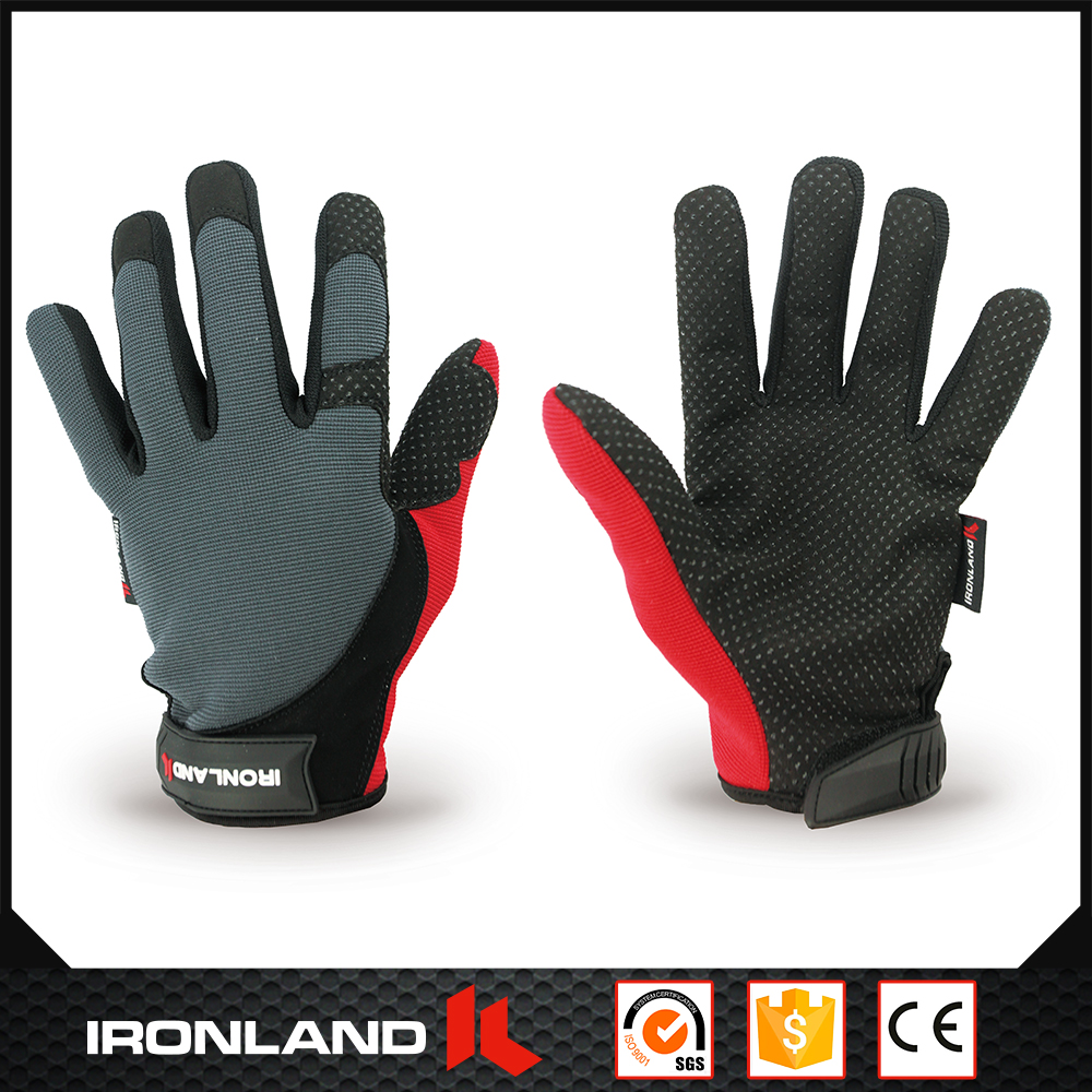 Wholesale Cheap Rugged Wear Industrial Work Gloves