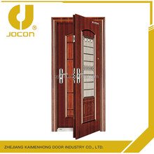 high quality furniture china office steel entry doors with arch top