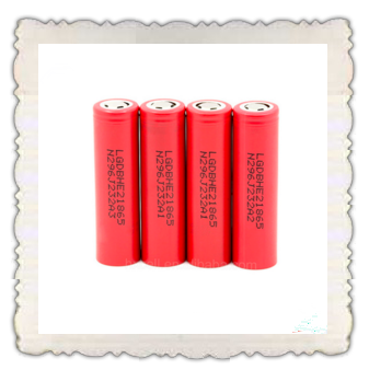 High quality 18650 lithium battery LG HE2 2500mAh battery for electric toys