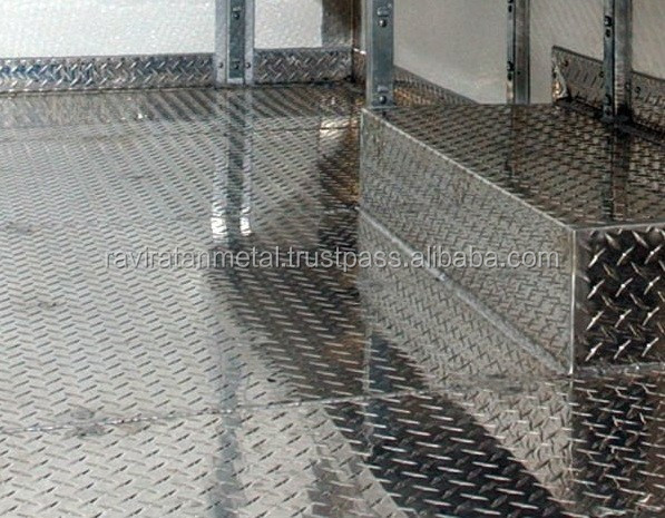 High Quality Stainless Steel Checkered Plate 316