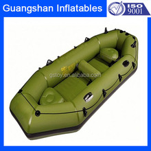 PVC inflatable drift boats EN71 approved