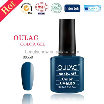 OULAC free art supply samples 118 colors soak off uv gel nail polish