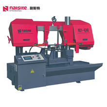 90 Degrees Sliding Table CNC Band Saw Machine Horizontal For Cutting Wood