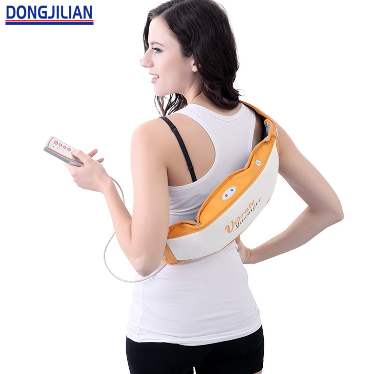 Vibration Fat Burning Slimming Massage Belt Heat Vibrator