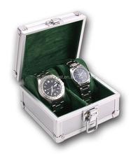 customized size storage carrying Aluminum watch case/box