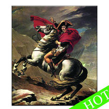 Handpainted High quality art canvas reproduce refamous horse oil paintings with frame
