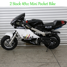 Cheap Easy Pull Start 49CC Kids Motorcycle Mini Pocket Bike for Sale