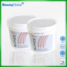 Elegant hair oxygen colored brazilian hair brazilian hair color dye powder bleach