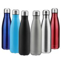 2019 new product double wall stainless steel private label bicycle h2o water bottle