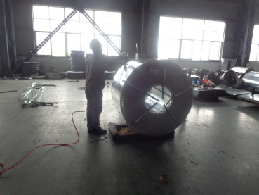 Packing (Hot-dipped Galvanized Coil)