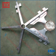 custom die casting aluminum alloy tooling for chair base