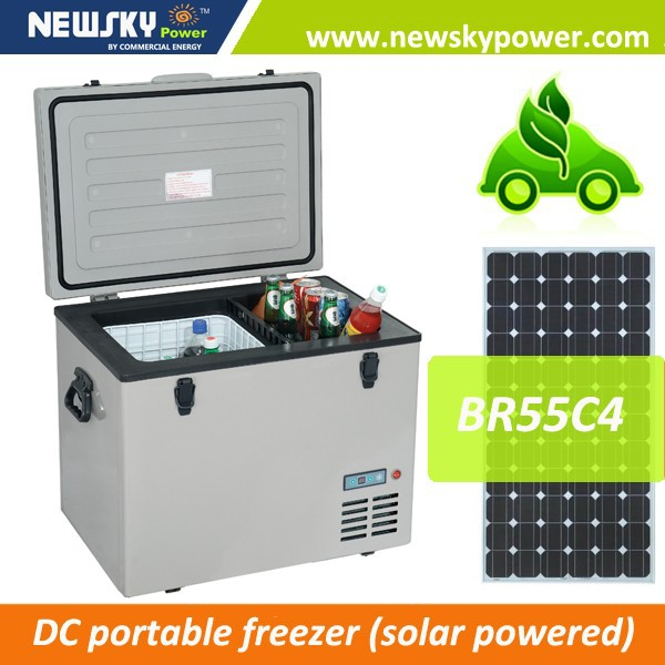 dc 12v 24v battery powered water cooler with mini fridge portable car freezer