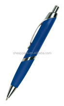 logo branded deluxe plastic pen for promotion