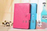 "Universal 7 inch Tablet Covers Leather Case Cover Stand for 7"" Android Tablet PC MID"