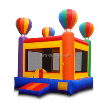 Commercial cheap inflatable castle bouncer, kids inflatable jumping balloons for sale