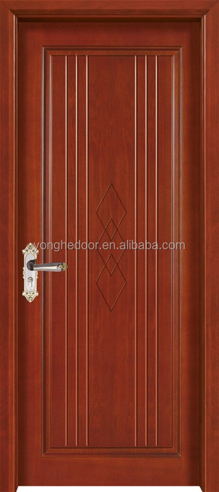 Composite Entrance Luxury Interior Wooden Door Designs