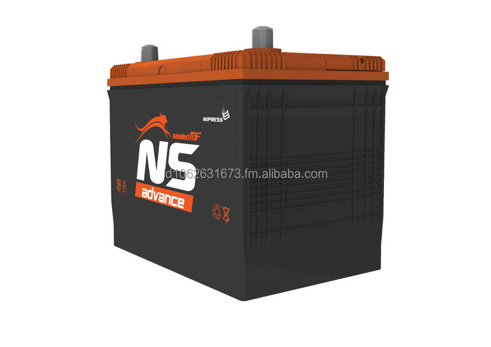 NS Advance Maintenance Free 4W Battery