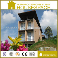 Two Storey Movable Timber Frame Villa