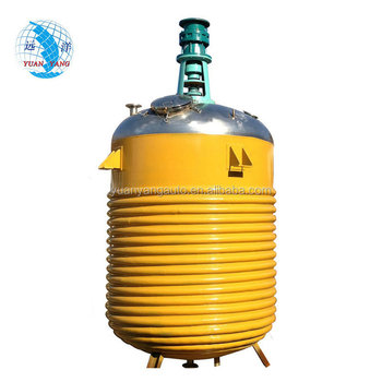2017 Best selling product 10000L low price technical chemical reactors for polyurathane production