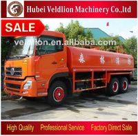 10000L 6x4 Fire Fighting Truck for forest