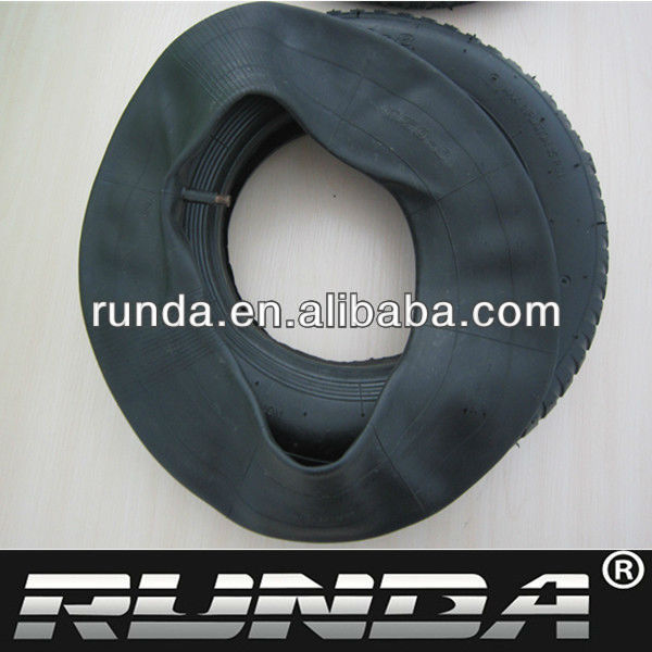 3.50-8 wheelbarrow inner natural rubber tire tube