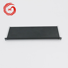 Black powder coated cabinet aluminum skirting covers for home furniture