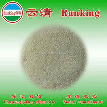 Runking aluminum alkaline based cleaners
