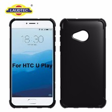 2017 phone case for HTC U Play transparent soft TPU Gel Back Case --------- Laudtec