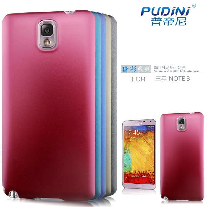 New design and beautiful mobile phone cover with PC hard suitable for Samsung Galaxy Note3 N9005 N900A N900 Dark color case