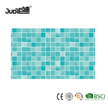 China factory good design waterproof 3d wallpaper for bathroom