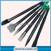 Hot Sale 40 Cr Steel Sand Blasted Chisel