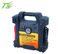 4 IN 1: jump starter LED WORK LIGHT AIR COMPRESSOR POWER INVERTER
