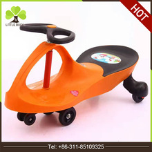Eco-friendly baby wiggle car hot selling child swing car new design wiggle car parts ride on toys for 8 year olds